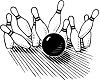 Solitaire Bowling for Windows: 2003-04 Bowlers